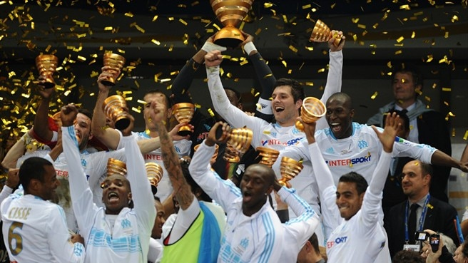 Taiwo ensures Marseille defend League Cup