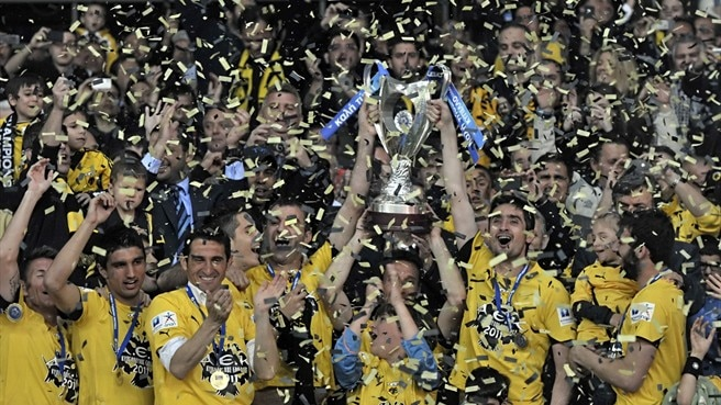 AEK Athens claim Greek Cup honours