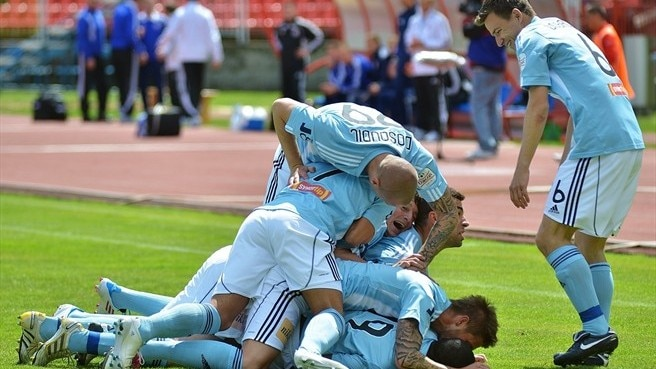 Slovan see off Žilina to retain Slovak Cup