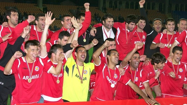 Mika cruise to Armenian Cup glory