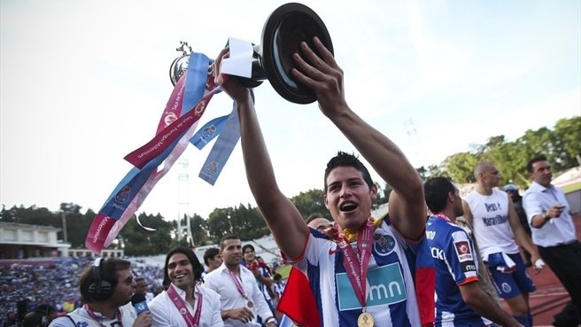 Rodríguez makes Porto commitment