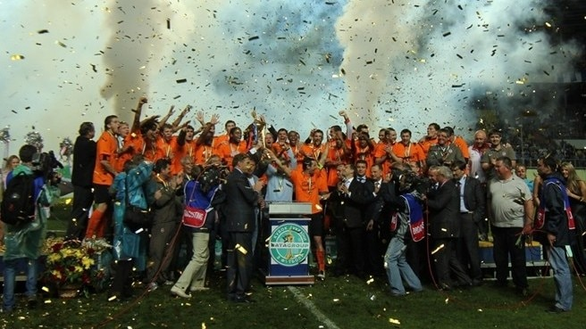 Shakhtar sign off with Ukrainian Cup success