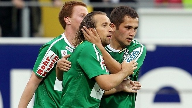 Ried record second Austrian Cup success