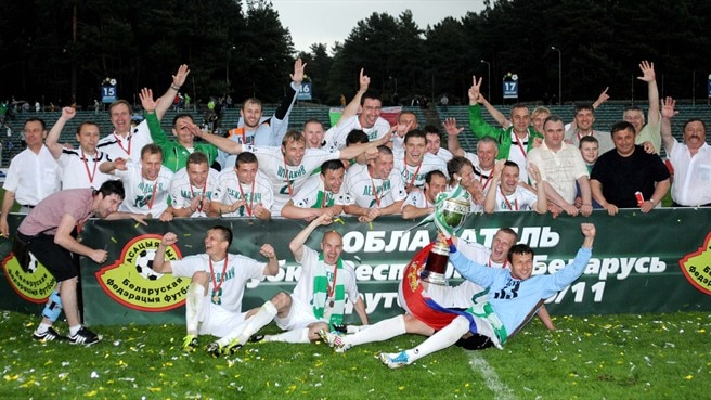 Neman own goals gift Gomel the Belarusian Cup