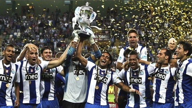 Champions Porto primed for tougher campaign