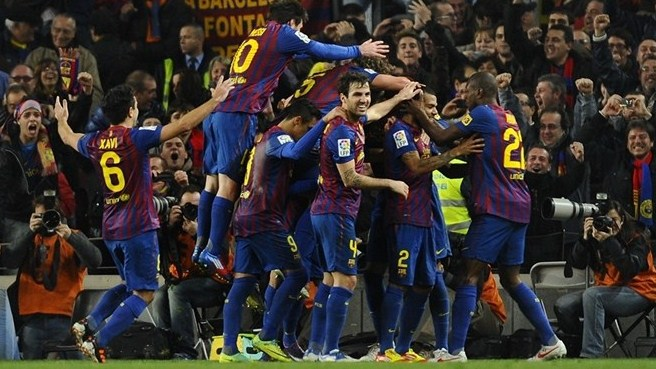 Barça repel Madrid comeback to reach semi-finals