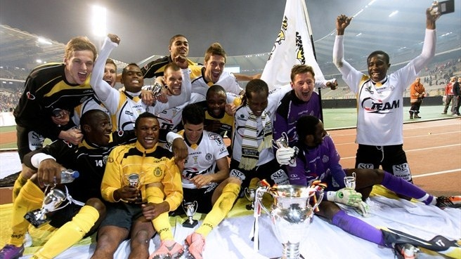 Lokeren lift historic first Belgian Cup
