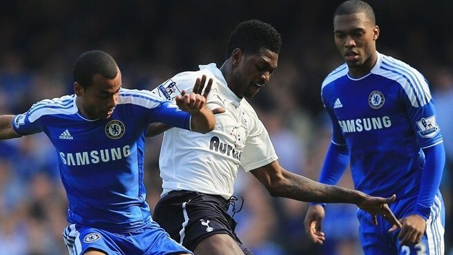 Chelsea's cup king Cole in no mood to lose