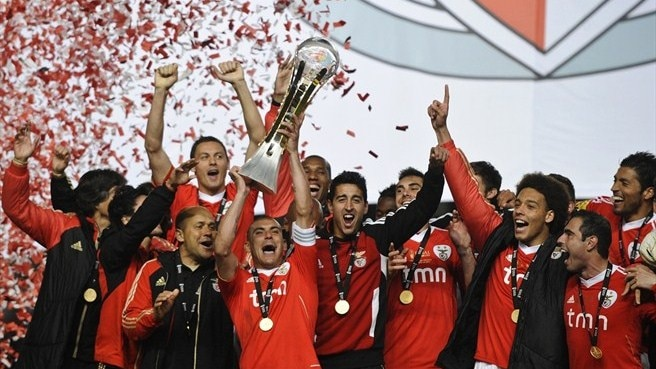 Benfica claim fourth Portuguese League Cup