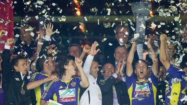 Celje sunk by double-winning Maribor