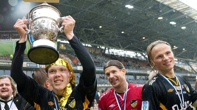 Honka forge on to maiden Finnish Cup success