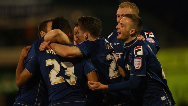 Oldham on a high after Liverpool scalp