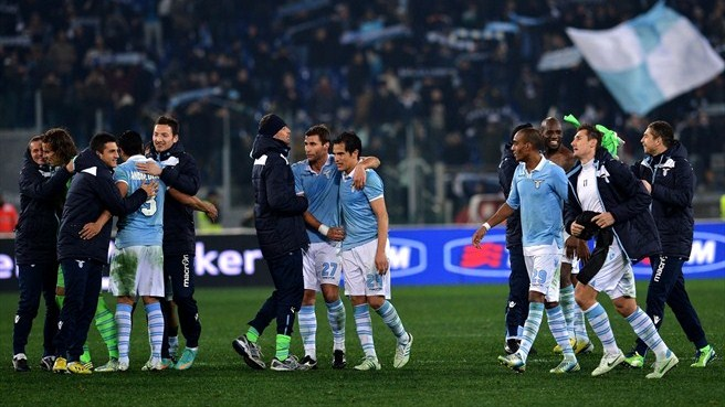 Lazio beat Juventus to reach Coppa Italia final