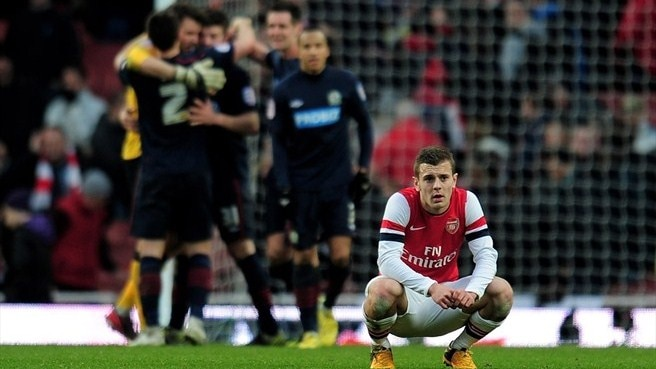 Blackburn provide more cup woe for Arsenal