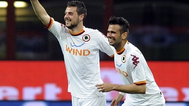 Roma down Inter to set up Lazio showdown