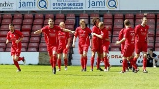 Welsh Cup first for Prestatyn
