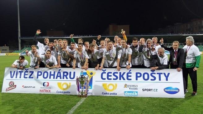 Jablonec on the spot to lift Czech Cup