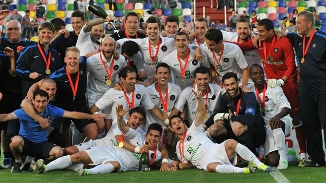 Georgian double for cup winners Dinamo