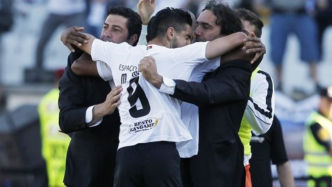 Guimarães beat Benfica to win Portuguese Cup