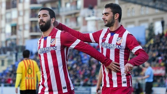 Turan inspires Atlético, Real Madrid stumble