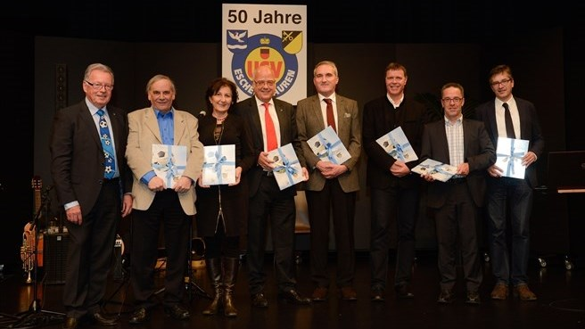USV celebrate 50 years in Liechtenstein