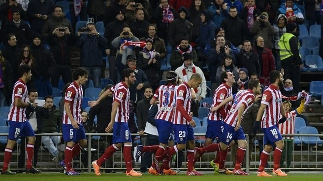 Atlético and Paris make cup progress
