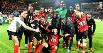 Guingamp defeat Monaco to reach showpiece