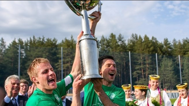 Žalgiris continue Lithuanian Cup domination
