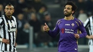 Salah strikes twice as Viola beat Juve