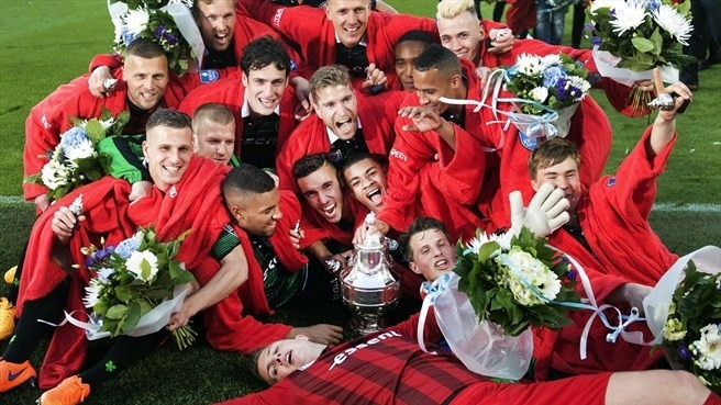 Groningen break trophy duck with Dutch Cup win