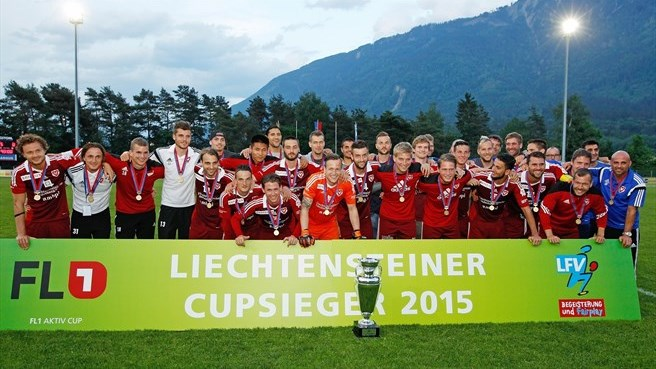 Vaduz reclaim crown with emphatic victory