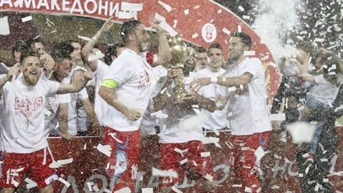 Rabotnicki rally to retain Macedonian Cup