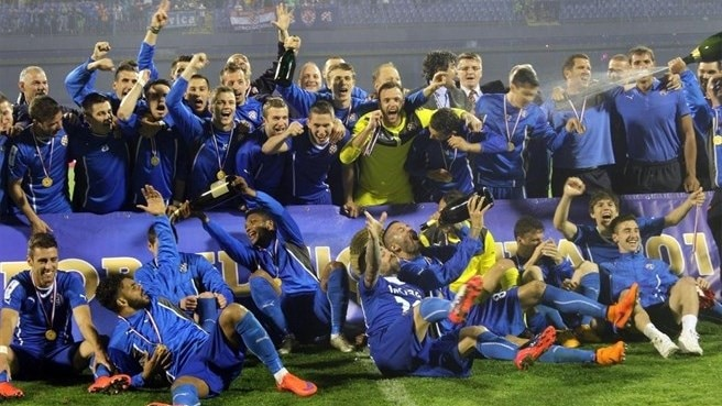 Croatian Cup win seals Dinamo Zagreb double