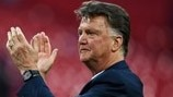 Manchester United part company with Van Gaal