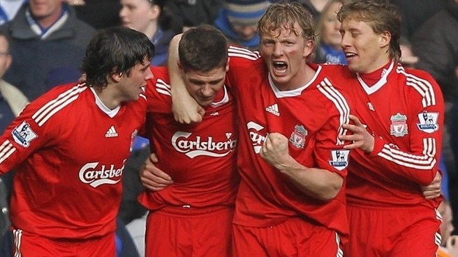 Kuyt decides Merseyside derby