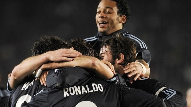 Madrid take time to defeat Xerez