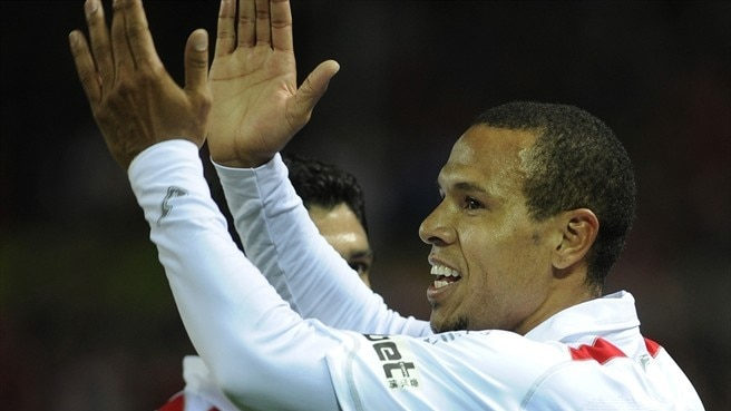 Luis Fabiano's lofty ambitions