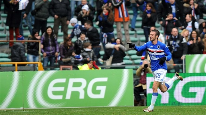 Guberti lands back at Sampdoria