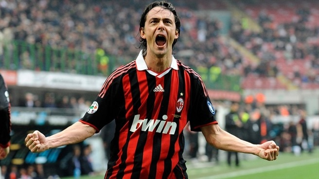 Inzaghi to enter a decade of service with Milan