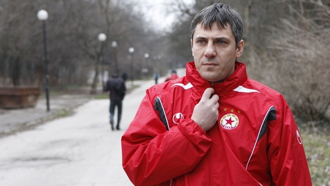 Zafirov replaces Andone at CSKA Sofia