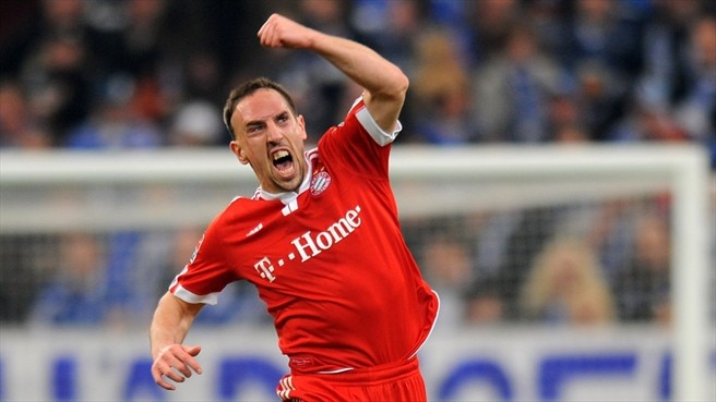'Ambitious' Bayern tie down Ribéry