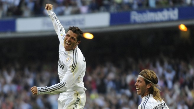 Timely Ronaldo maintains Madrid bid