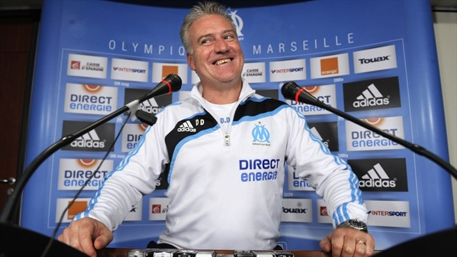 Marseille look to stay top of the pile