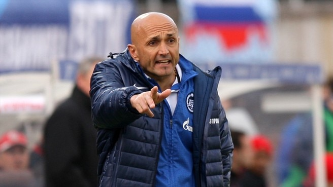 Spalletti lifts Zenit to new heights
