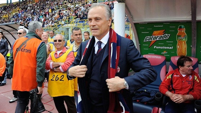Bologna cut ties with coach Colomba
