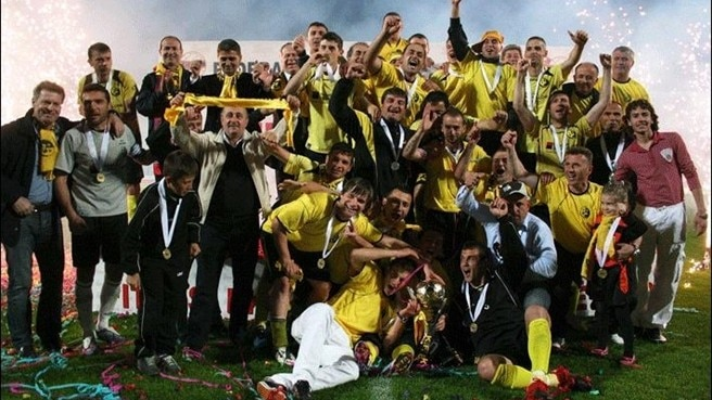 Dhëmbi hands Albanian Cup back to Besa