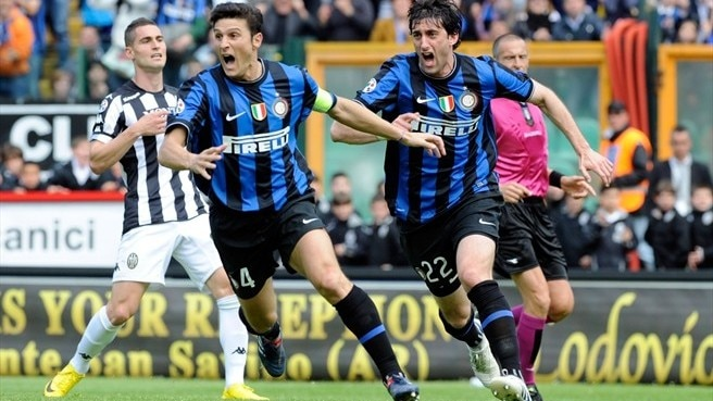 Inter complete Italian double