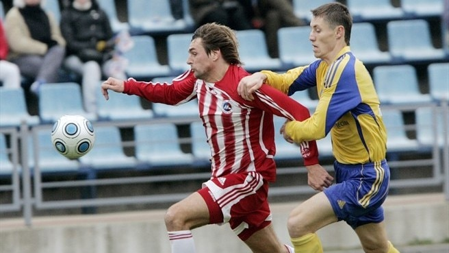 Dark July has silver lining for Latvian clubs