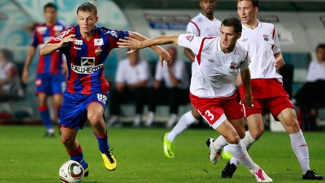 Vasin makes move from Spartak Nalchik to CSKA