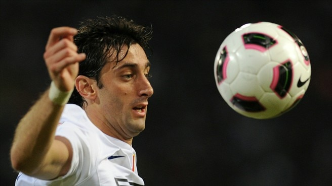 Milito slated to miss Bremen's visit